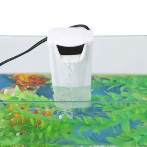 Waterfall-Aquarium-Turtle-Fish-Tank-Oxygen-Pump-Low-Water-Level-Filter-220-240V