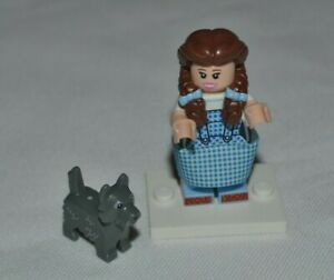 The LEGO Movie 2 Dorothy Gale /& Toto Wizard of OZ Collectible MiniFigure #16