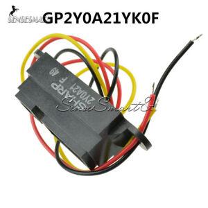 GP2Y0A21YK0F-Sharp-IR-Analog-Distance-Sensor-Distance-10-80CM-Cable-for-Arduino