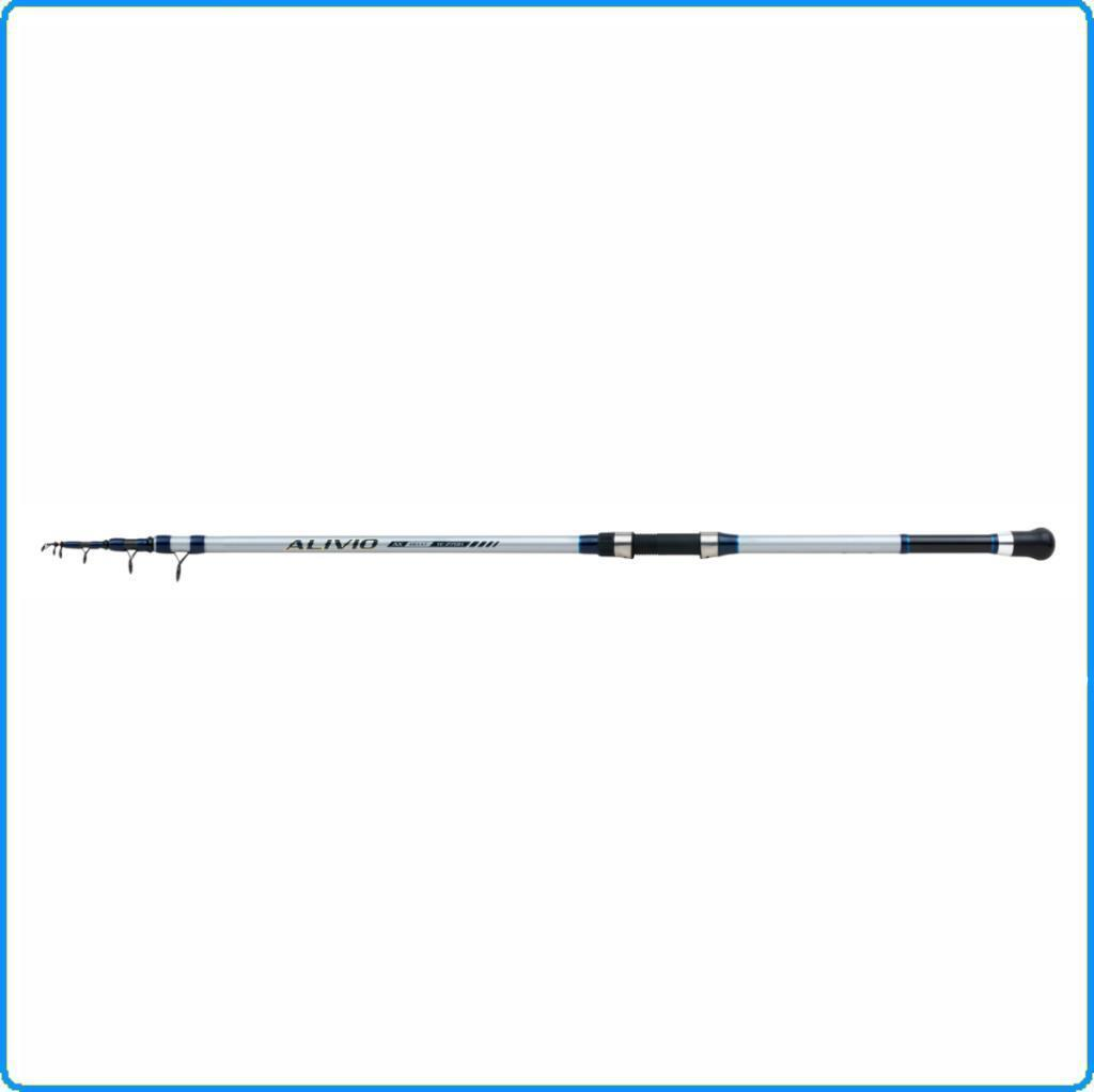 FISHING ROD SHIMANO Alivio AX BOAT Tele 2.40m BOLENTINO SARAGO SEA BREAM