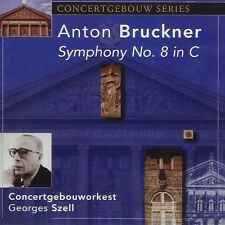 ANTON BRUCKNER - SINFONIE 8 IN C  CD NEU