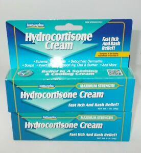 2-Natureplex-puissance-Maximum-Hydrocortisone-Creme-Rapide-Demangeaison-amp-Rash