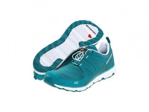 Salomon S-Wind Inca Schuhe Turnschuhe Sportschuhe Sneaker türkis 5355 307979 WOW