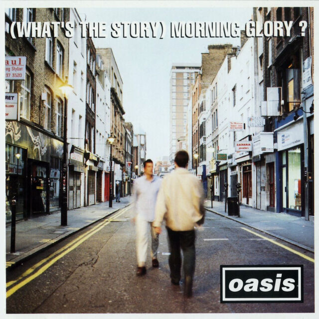 Oasis Whats The Story Morning Glory Vinyl: Vinyl