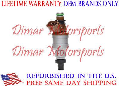 OEM Nikki Set Of 4 Fuel Injectors for Ford Aspire 1.3L  INP-482