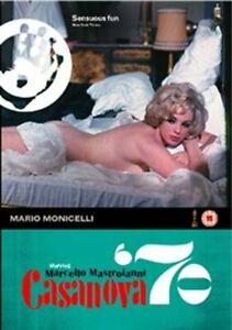 DVD-CASSANOVA-70-1965-MARCELLO-MASTROIANNI-NEW-NIEUW-NOUVEAU-SEALED