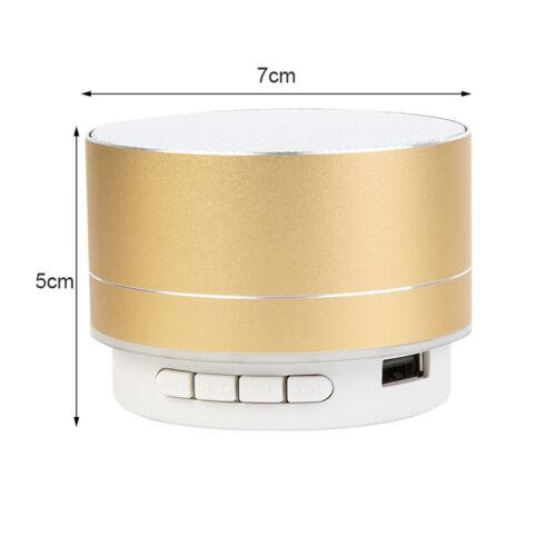 Portable Bluetooth Wireless Speaker Mini SUPER BASS Sound For Smartphone Tablet