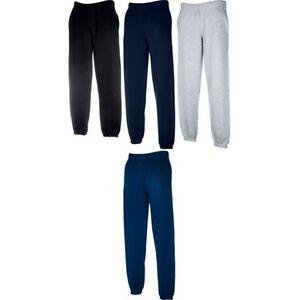 hombre-clasico-Fruit-Telar-algodon-elastico-Correr-Jogging-Gimnasio-Deporte