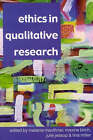 Ethics in Qualitative Research by SAGE Publications Inc (Paperback, 2002)