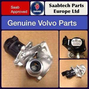 genuine valeo volvo egr valve 1 6 hdi brand new. Black Bedroom Furniture Sets. Home Design Ideas