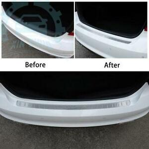 Details About Auto Parts Rear Bumper Protector Sill Plate Cover For Hyundai Sonata 2015 2017
