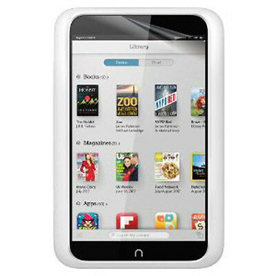 2X Clear Screen Protector Film Cover Guard Shield For Barnes /& Noble Nook HD 7