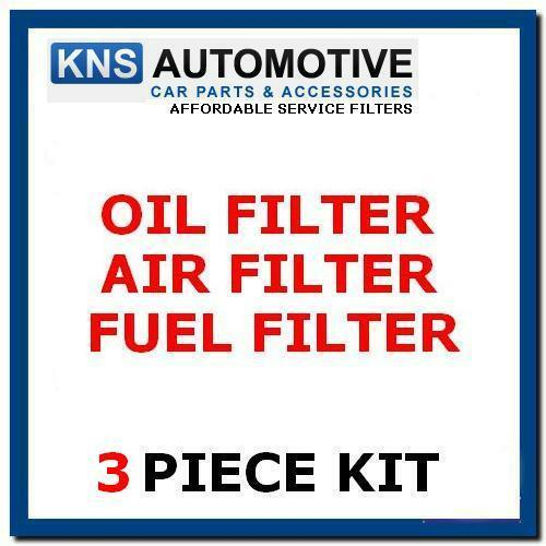 Ford Mondeo 1.8 Tdci Diesel 07-15 Air Fuel /& Oil Filter Service Kit F3a