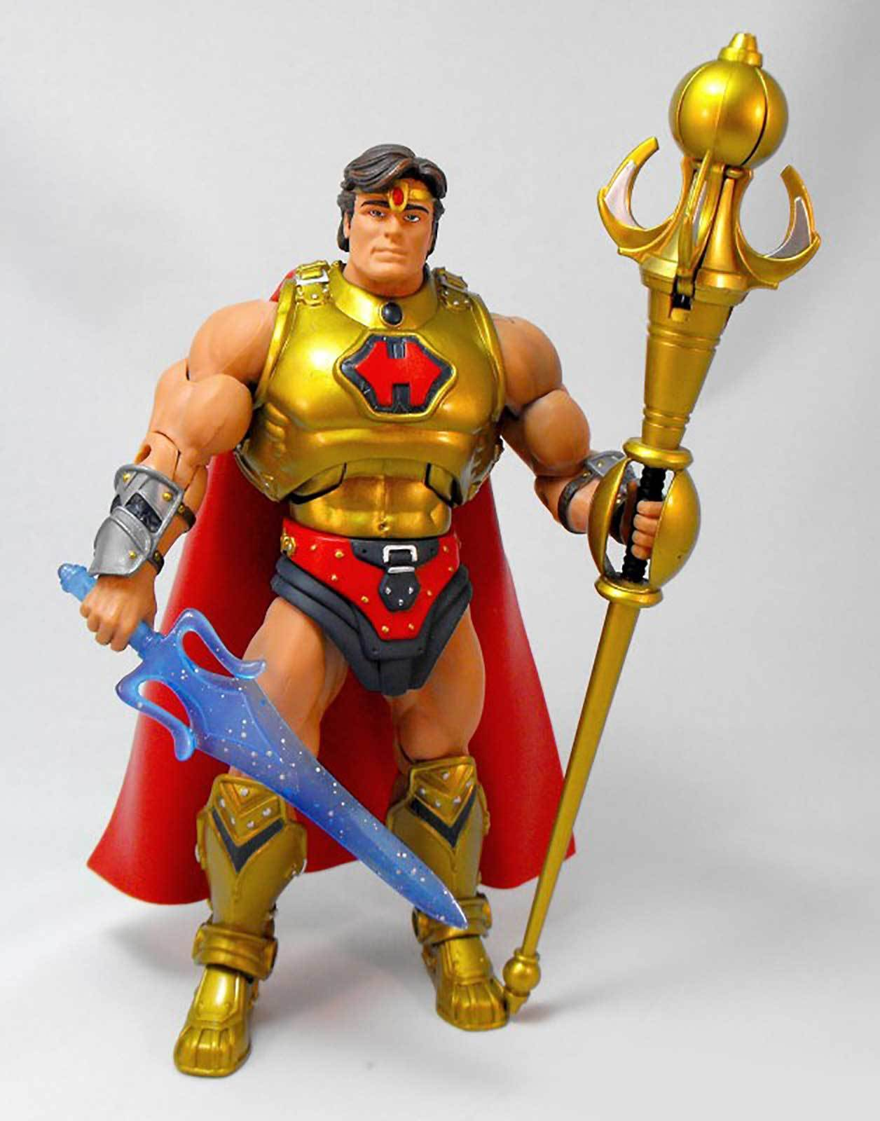 HE-RO • C9 • 100% COMPLETE • MASTERS OF THE UNIVERSE CLASSICS