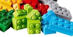 Lego-lot-100-Bulk-ALL-BRICKS-BLOCKS-LOT-Mixed-Sizes-Basic-Building-Pieces-Mix