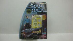 Star-Trek-Warp-Factor-Series-1-Dr-Julian-Bashir-Figure-Playmates-1997-NEW-t1099