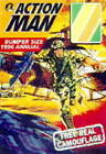 Action Man Annual: 1996 by Pedigree Books Ltd (Hardback, 1995)