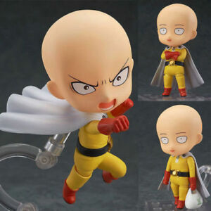 Anime-One-Punch-Man-Hero-Saitama-Nendoroid-575-PVC-Figure-Toy-Gift-New