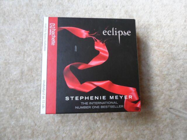 Eclipse by Stephenie Meyer (CD-Audio, 2009) 13 Discs 16.5 Hours