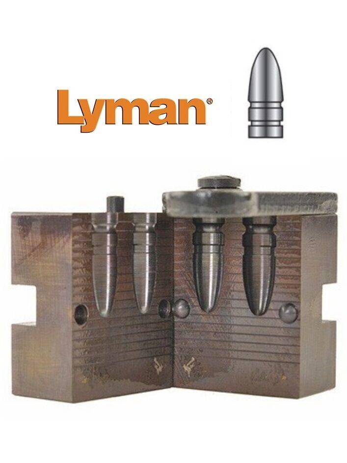 Lyman dos cavidad PT Molde 7.62 x39mm  2660410  130gr-Nuevo