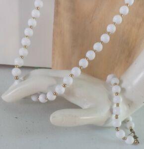 Monet necklace and bracelets set