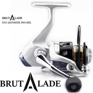 Fishing-Reel-Spinning-1000-Size-Superior-Value-amp-Quality-Brutalade-Reels