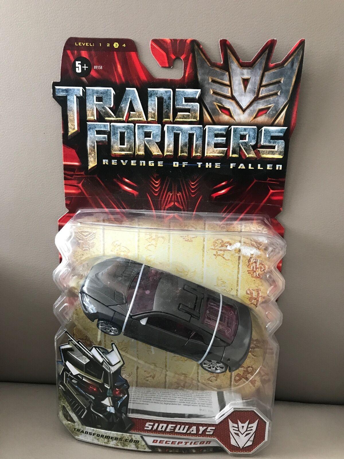 Transformers Revenge of the Fallen Sideways - Deluxe Class NEW