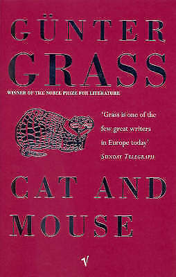 1 of 1 - Cat and Mouse by Gunter Grass (Paperback, 1997)
