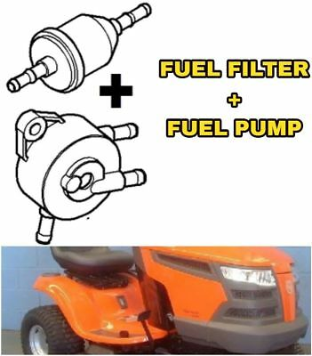 Replacement Carburetor fits Husqvarna YTH21K46 YTH20K46 YTH2042 with Kohler