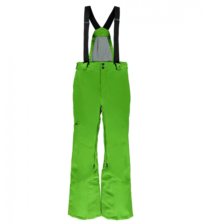 Spyder Men's Ski Pants Dare Tailored Ski Pant Also in short Sizes Green