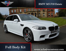 BMW M5 F10 Full Body Kit for BMW 5 Series Estate