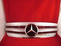 Mercedes W203 Grill C230 C320 C240 C32 Grille C32 3 Fin Silver Amg