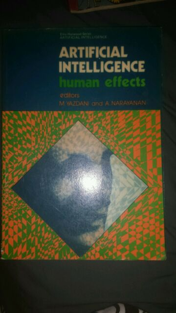Artificial Intelligence: Human Effects - Acceptable - Paperback