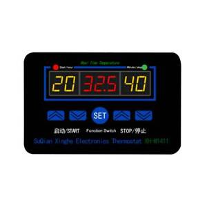 XH-W1411-DC-12V-LCD-Digital-Temperature-Controller-Thermostat-Control-Switch-New