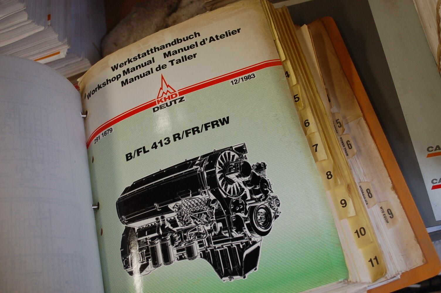 Maletín 170º Crawler C Crawler 170º Excavadora Reparación Tienda Servicio Manual Restauración 08d788