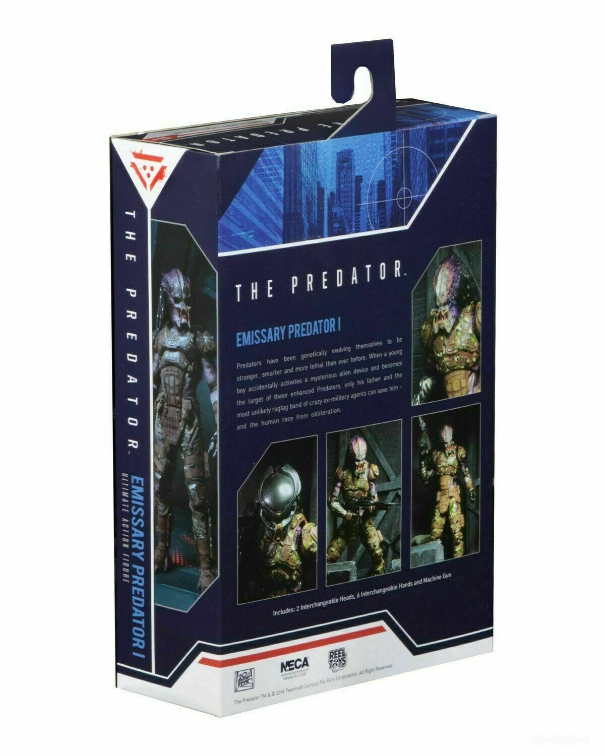 The Prossoator Emissary Emissary Emissary  1 Movie 2018 Prossoators Ultimate azione cifra Deluxe NECA 7d8d0e