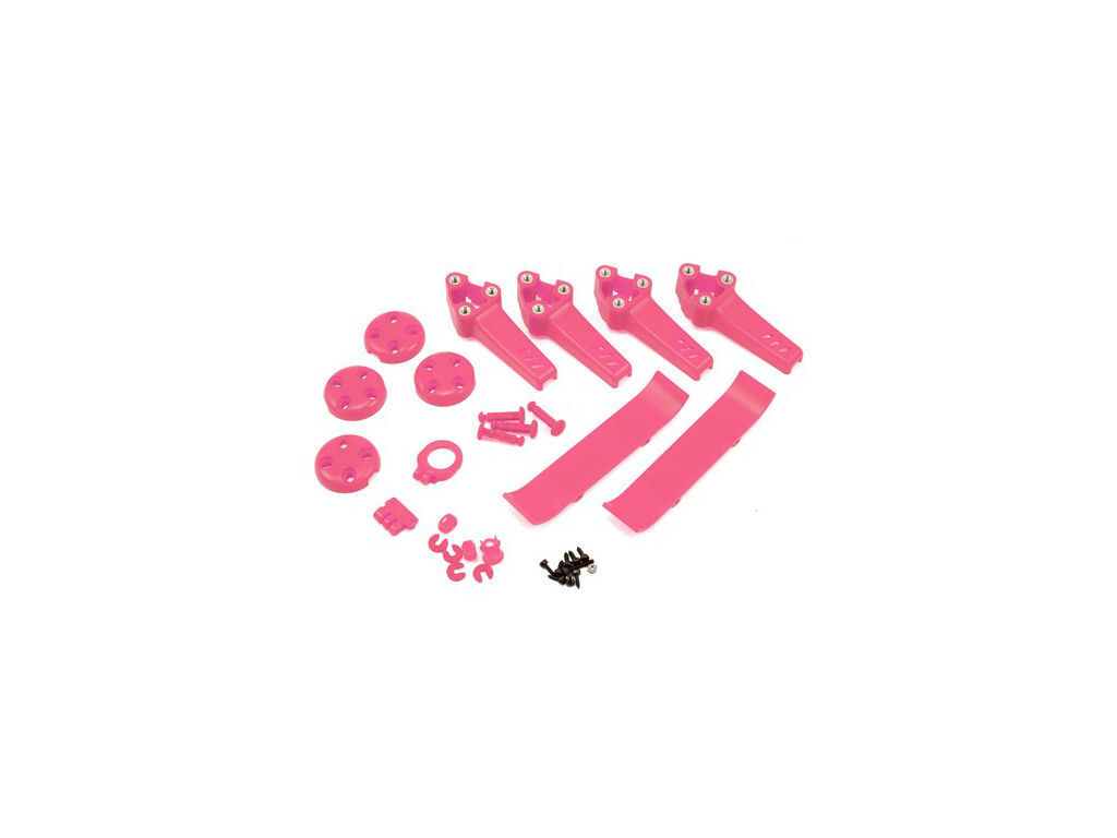 Plastic Kit Pink - Vortex Pro