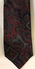 Vintage Paolo Da Ponte For Magasin Made In Italy Silk Tie Excellent Condition