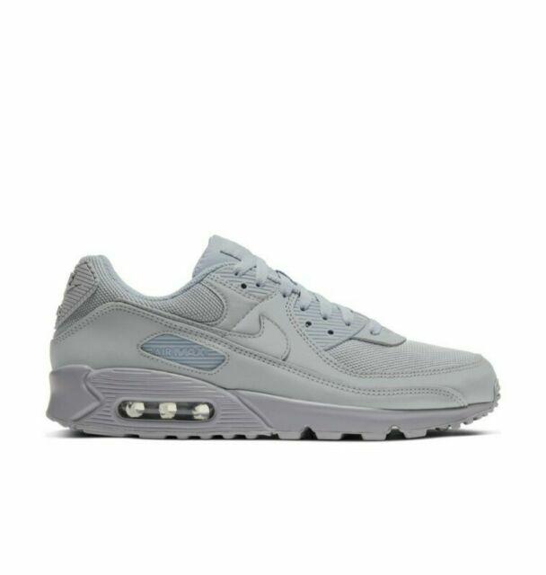 Size 7 - Nike Air Max 90 Triple Grey