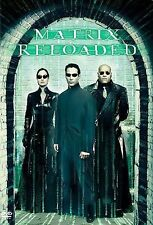 The Matrix Reloaded (DVD, 2003, 2-Disc Set, Full-Screen) New & Sealed