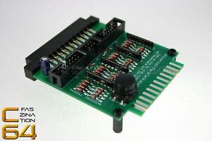 Faszination-C64-Userport-Schutz-fuer-Commodore-64-mit-Resettaste-1803