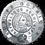 Frankreich-10-Euro-2020-Europa-Stern-Serie-Gotik-22-20-gr-Silber-PP miniatuur 2