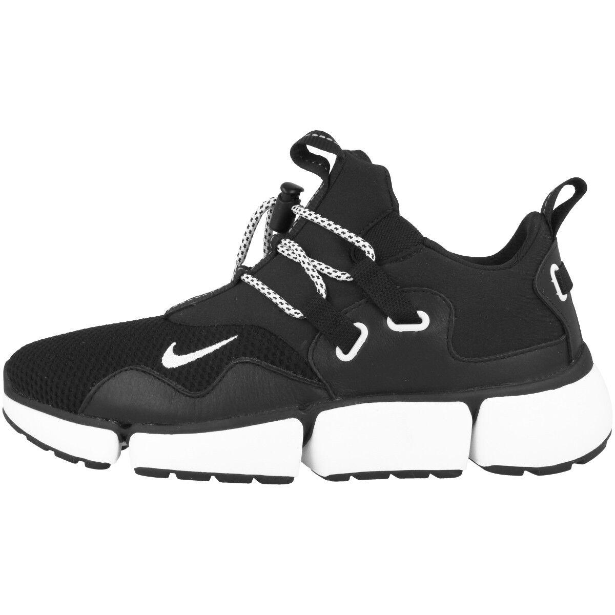 Nike BOLSILLO CUCHILLO DM Zapatos Dinámica de Movimiento Zapatillas de Dinámica correr Negro 7bb46e