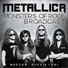 Monsters Of Rock Broadcast von Metallica (2017)