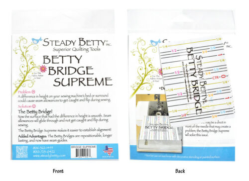 Steady Betty Bridge Supreme
