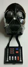 Star Wars Darth Vader Talking Helmet 2004 Voice Changer Cosplay Mask GUC Hasbro