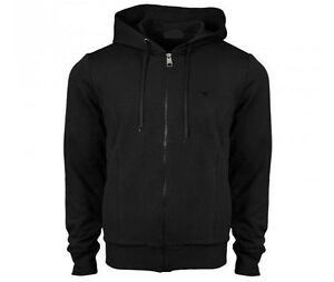 Lonsdale 2S Zip Hoody Mens Gents Hoodie Hooded Top Full Length Sleeve Zipped