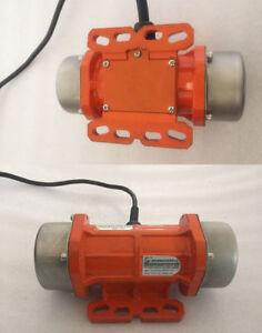 Mini Vibrating Motor Vibration Motor 15W-120W  AC220V 380V 1PH 3PH RPM3000