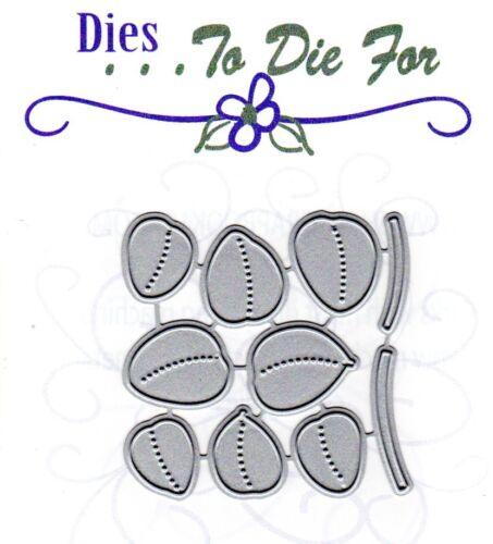 patricks Day Dies...to die for metal cutting craft die Build a clover St