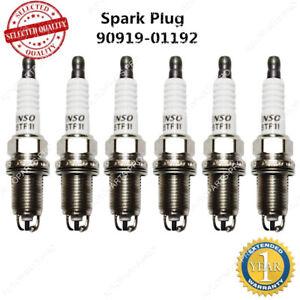 6-Pcs-90919-01192-Toyota-4Runner-Tacoma-V6-3-4L-Spark-Plug-Set-of-6-Genuine-OEM
